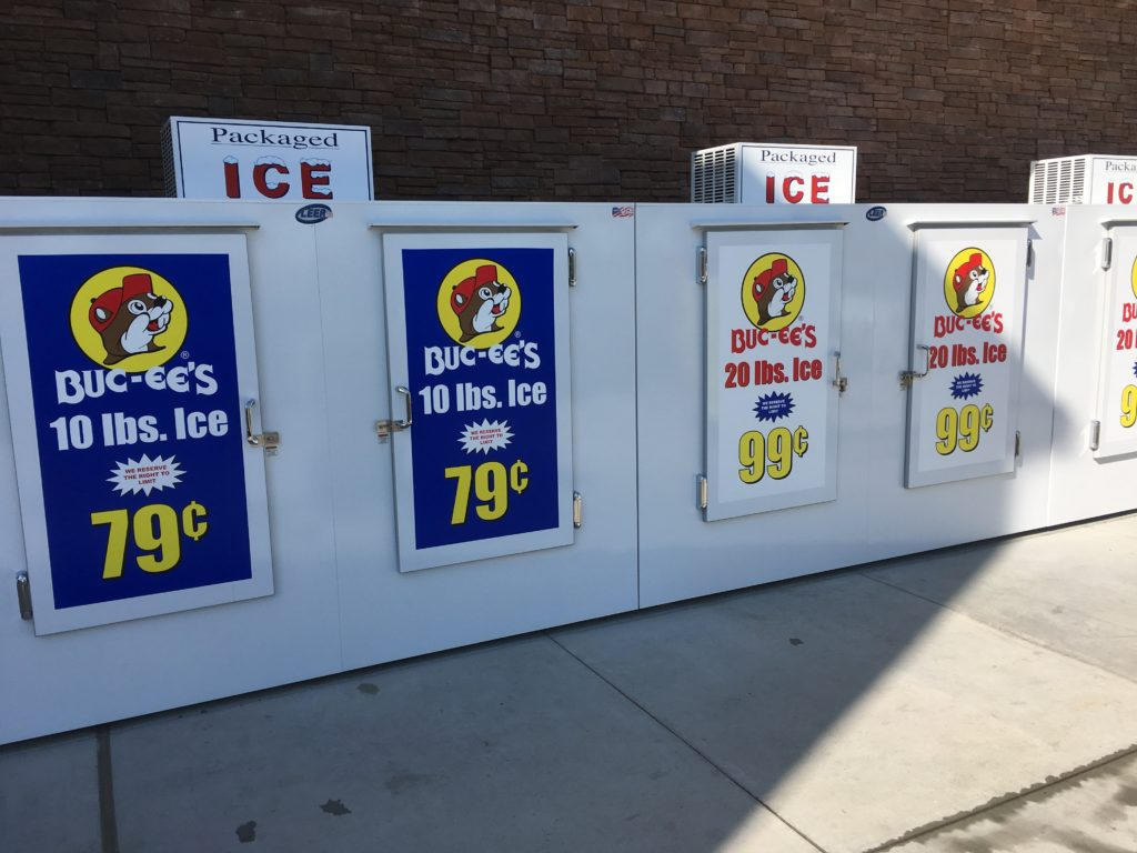 such cheap ice!