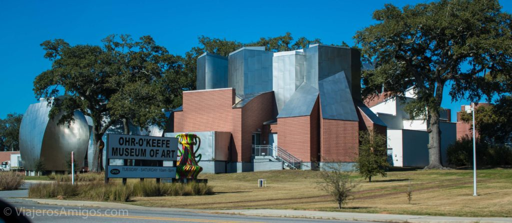 biloxi Ohr-O'Keefe Museum of Art