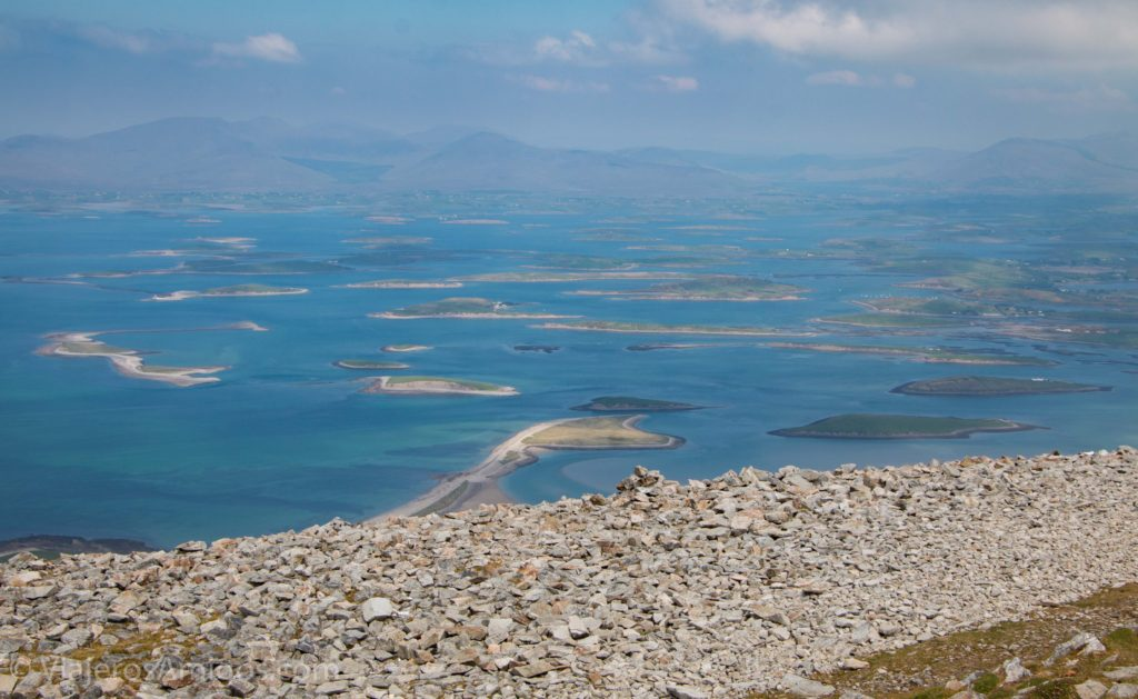 croagh patrick summit clew bay