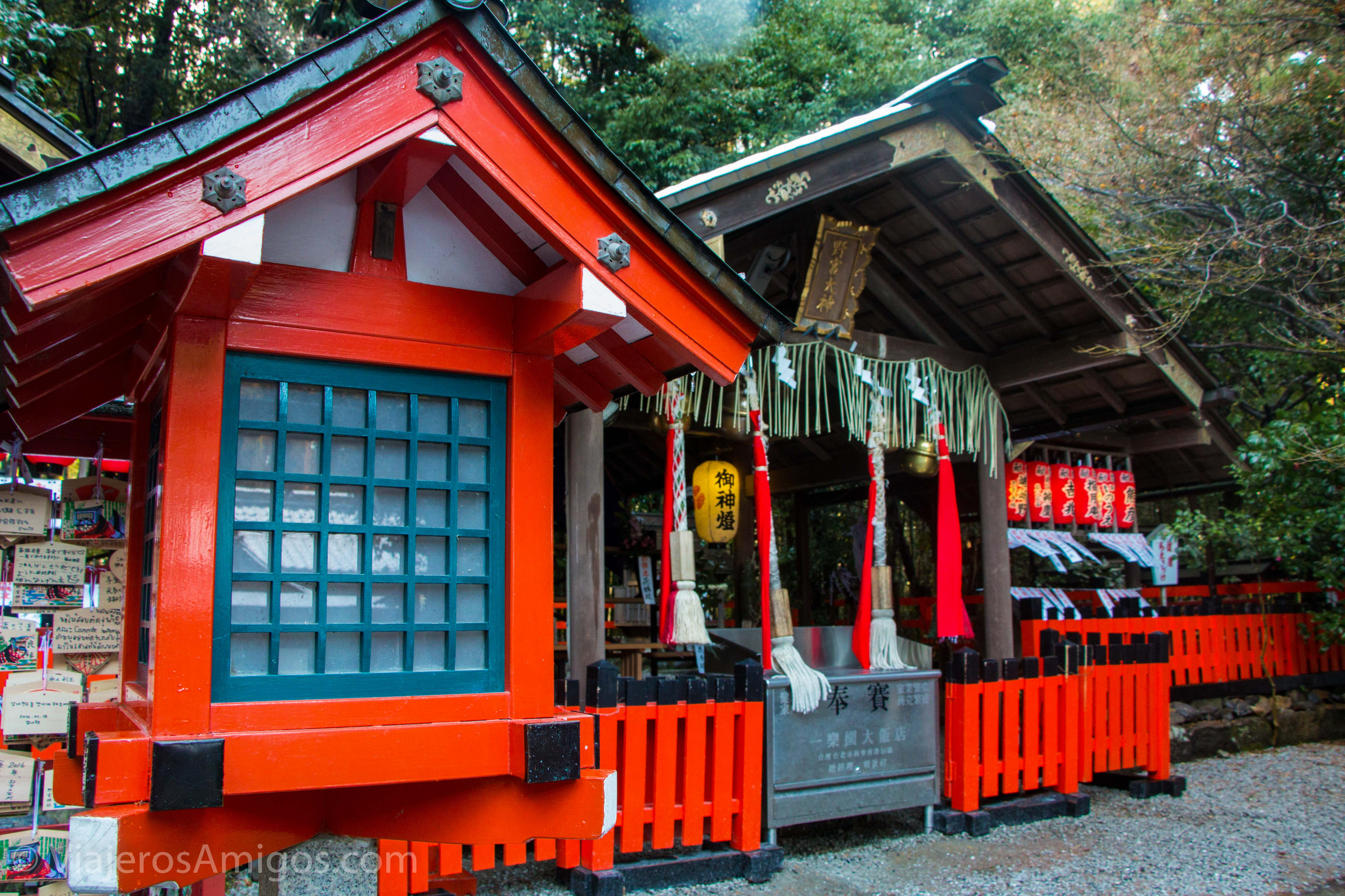 arashiyama bamboo forest shrine